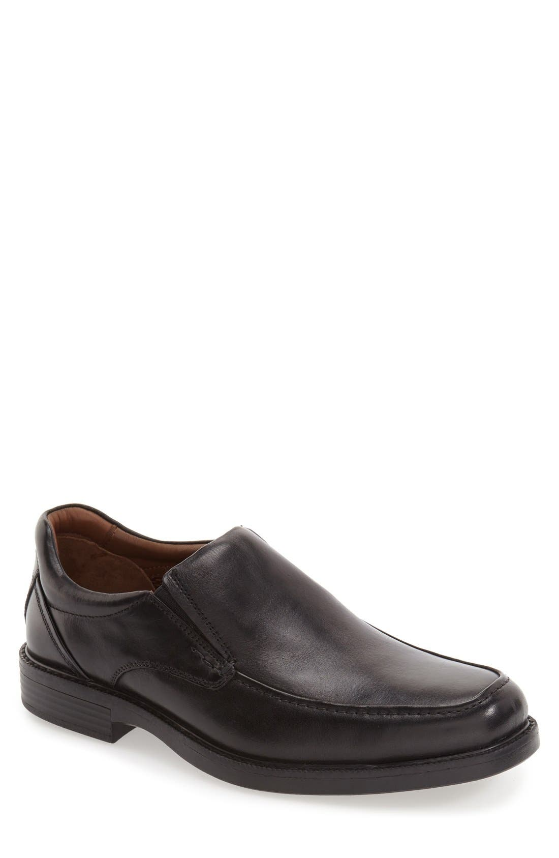 JOHNSTON & MURPHY Stanton Waterproof Venetian Loafer