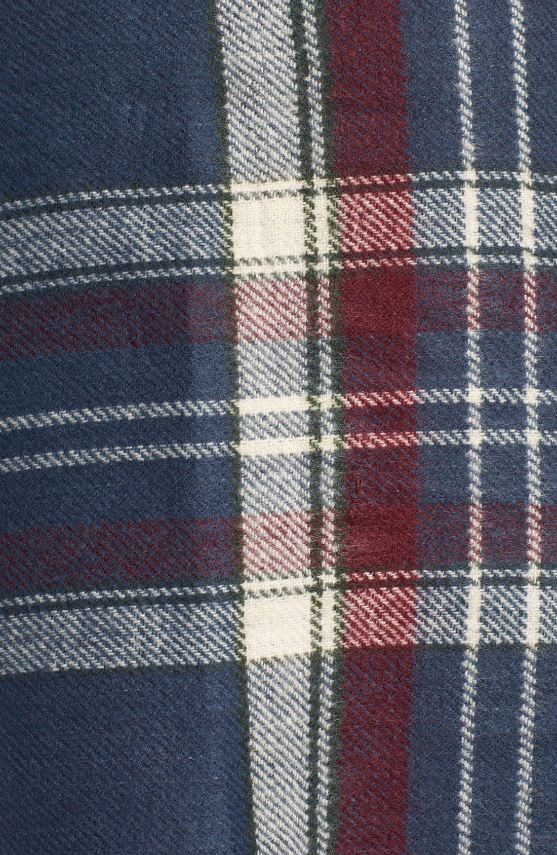Alternate Image 5  - Barbour Reversible Plaid & Check Wrap