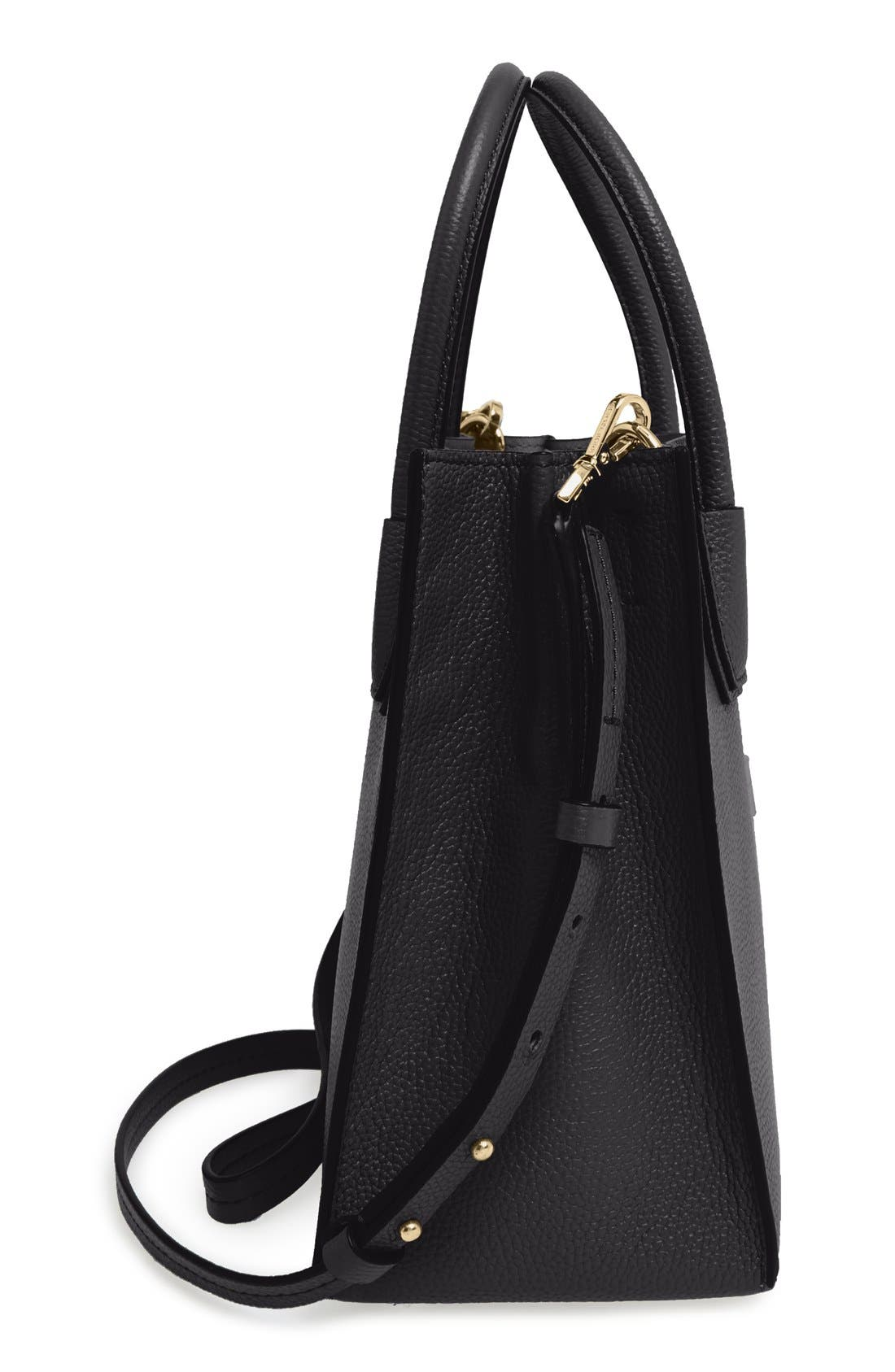 Alternate Image 4  - MICHAEL Michael Kors 'Medium Mercer' Leather Tote