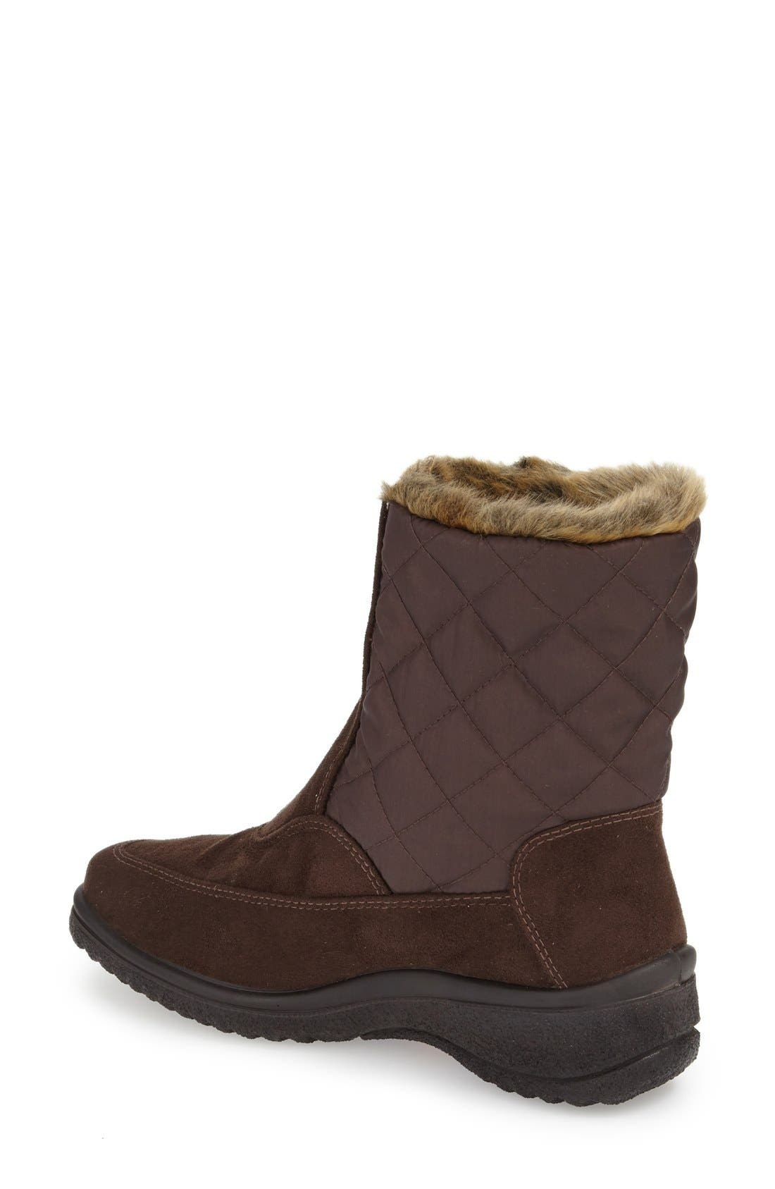 Alternate Image 2  - ara 'Maeko' Waterproof Gore-Tex® Bootie (Women)
