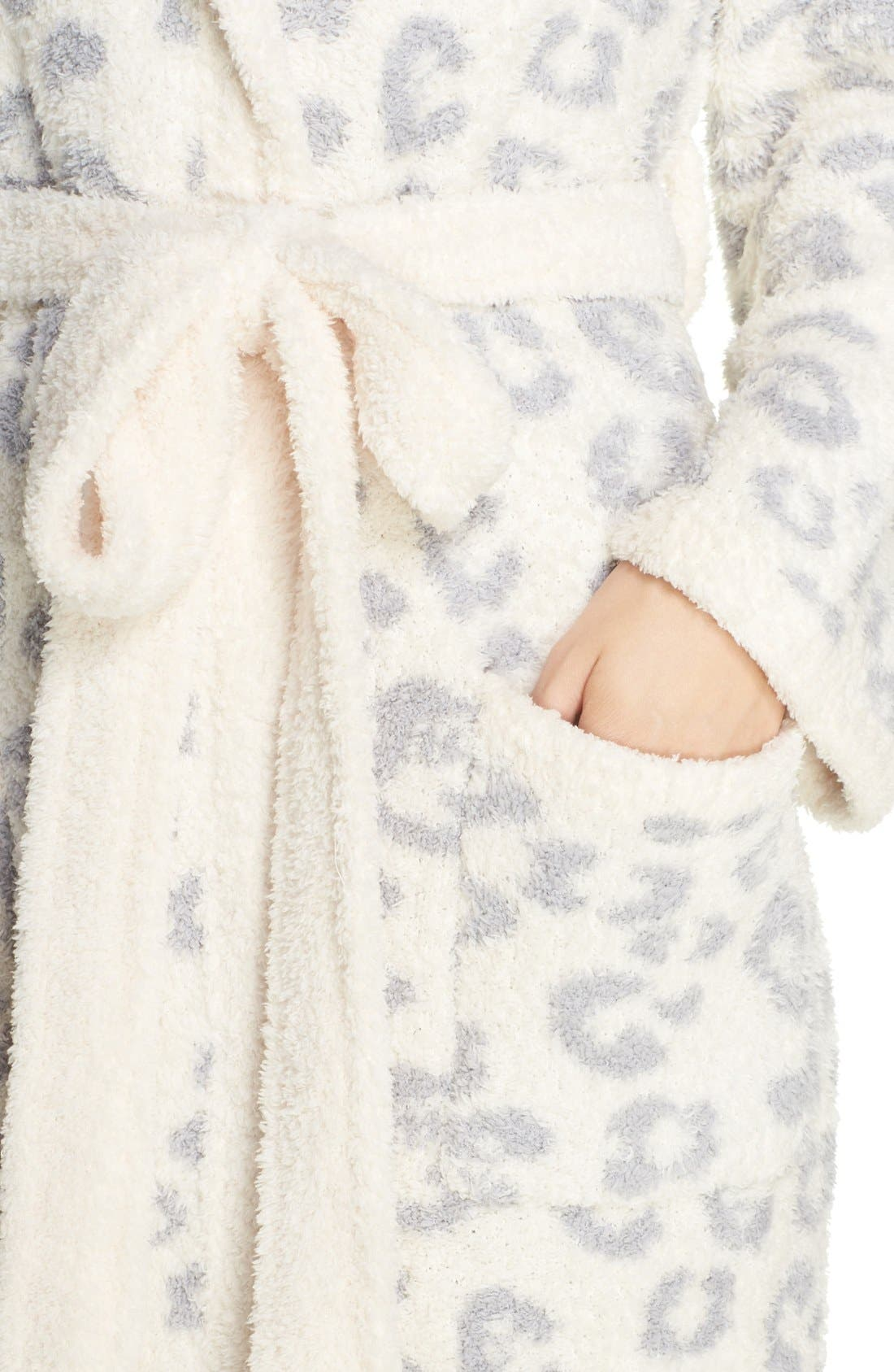 Alternate Image 4  - Barefoot Dreams® CozyChic® Robe