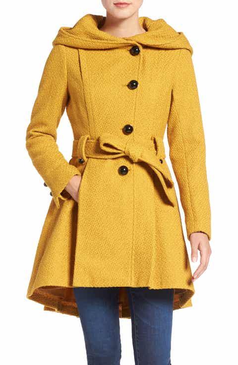 Women S Wool Amp Wool Blend Coats Nordstrom