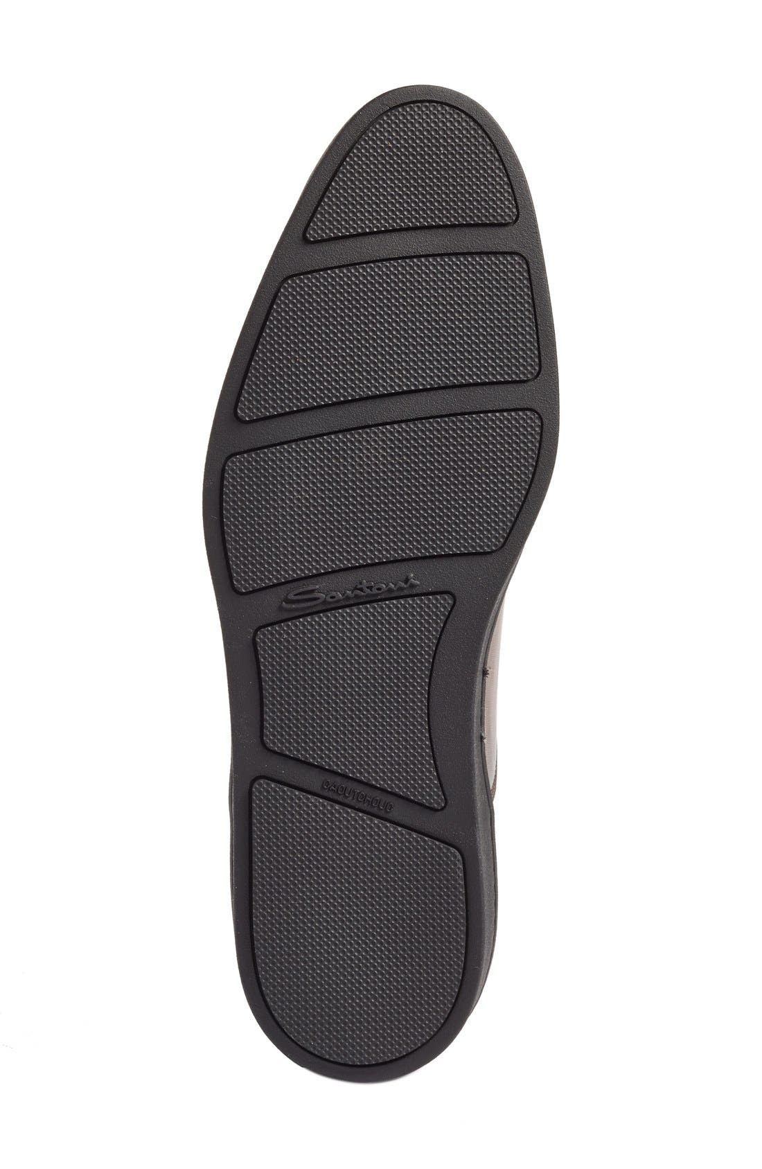 Alternate Image 4  - Santoni 'Durbin' Oxford Sneaker (Men)