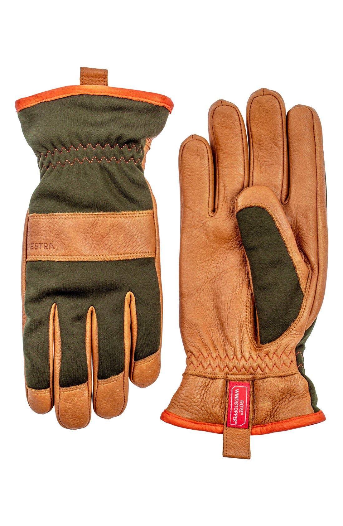 Hestra 'Tor' Leather Gloves