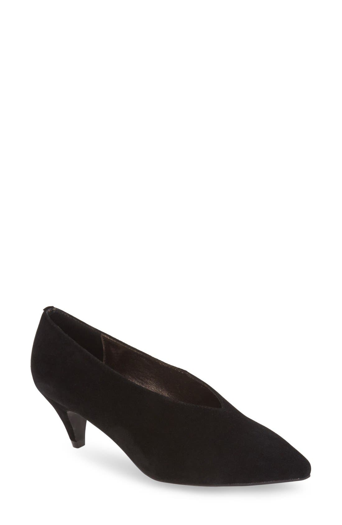 Jeffrey Campbell 'Carla' Pointy Toe Pump (Women)