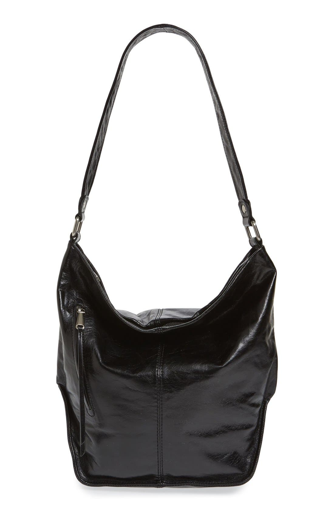 HOBO Meredith Leather Bucket Bag