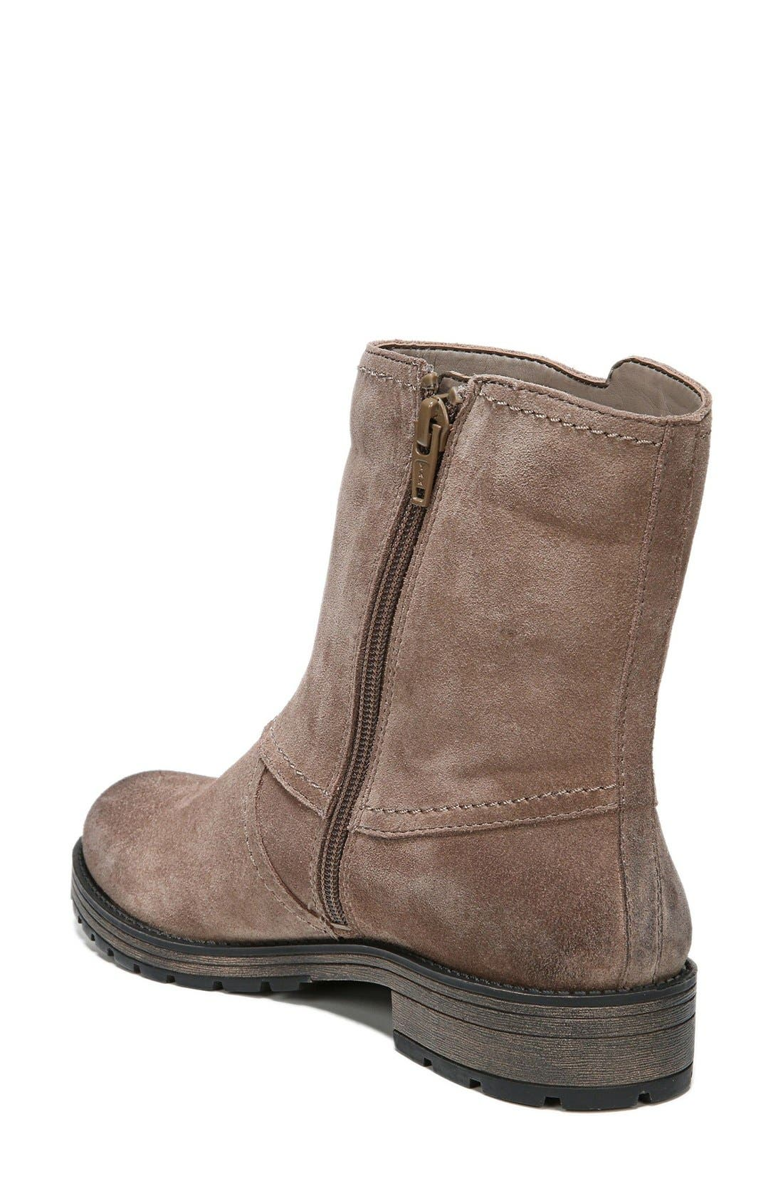 'Tynner' Boot,                             Alternate thumbnail 2, color,                             Taupe Leather