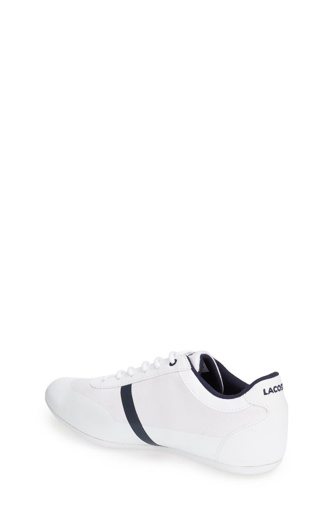 'Misano' Sport Sneaker,                             Alternate thumbnail 2, color,                             White
