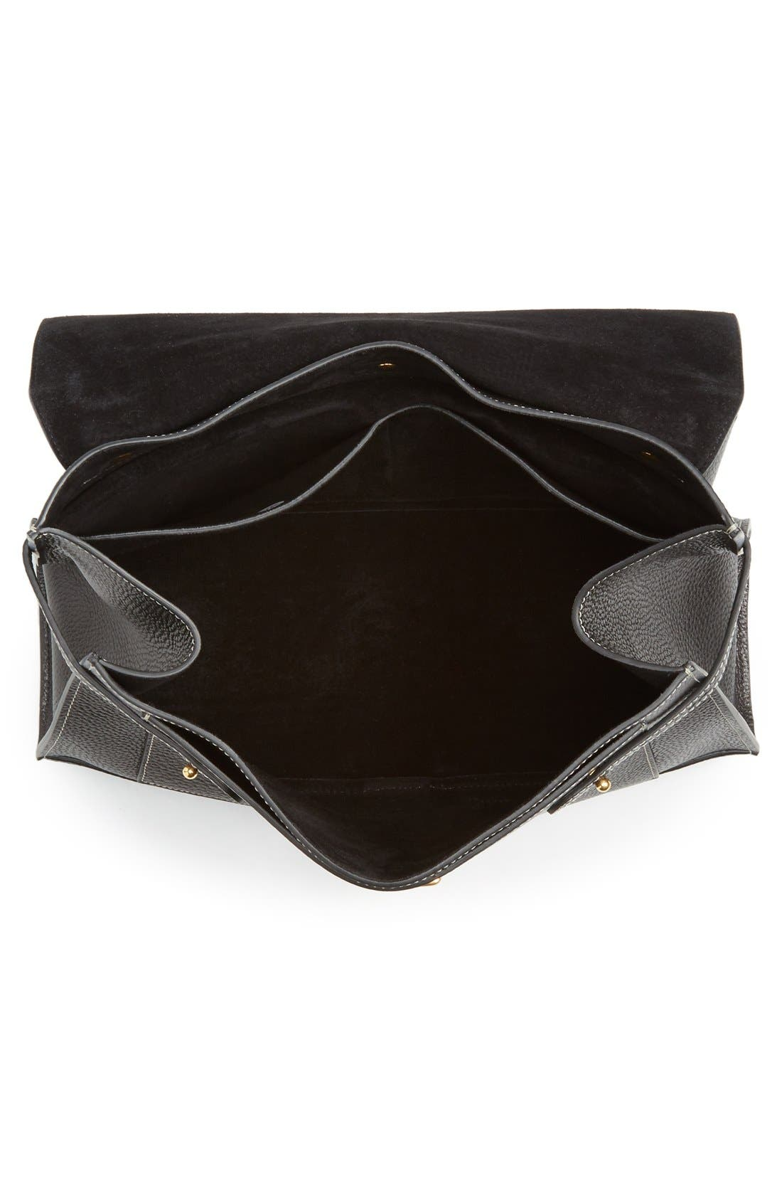 Alternate Image 4  - Mulberry 'Small Buckle' Leather Shoulder Bag