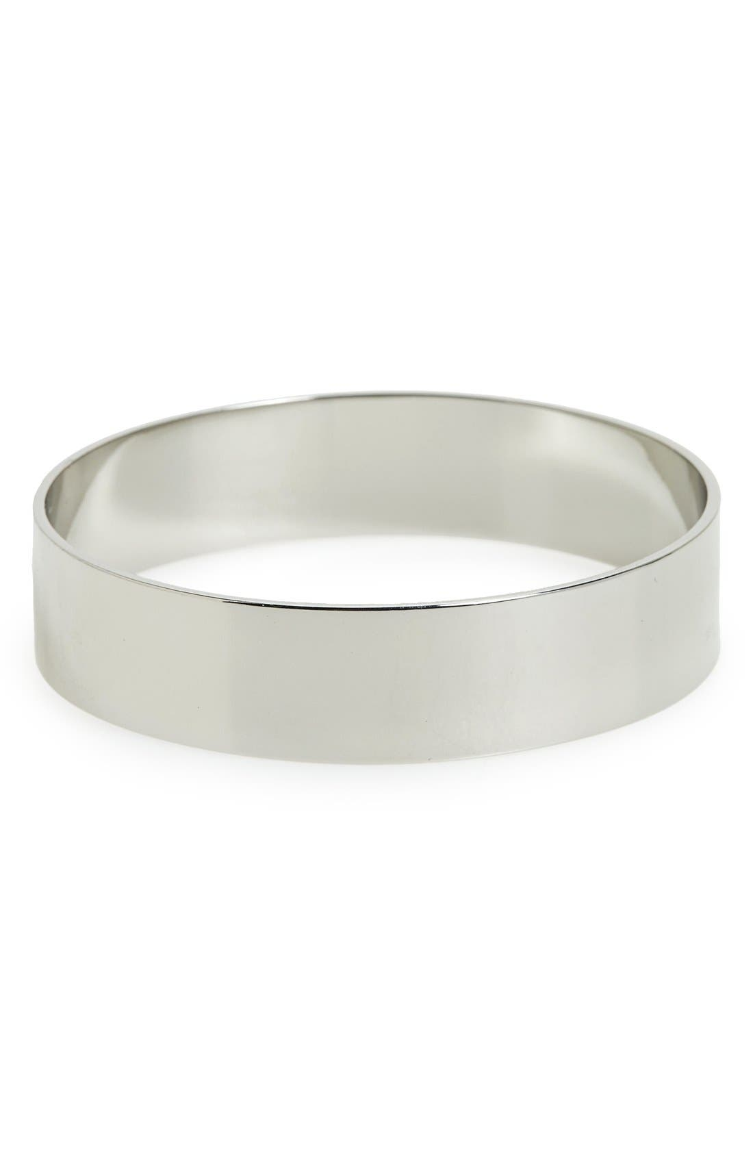 Alternate Image 1 Selected - Nordstrom Wide Band Bangle