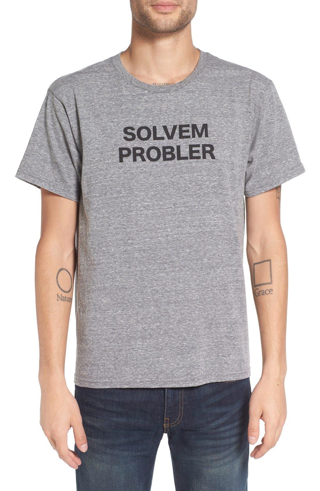 Altru Solvem Probler Graphic T-Shirt
