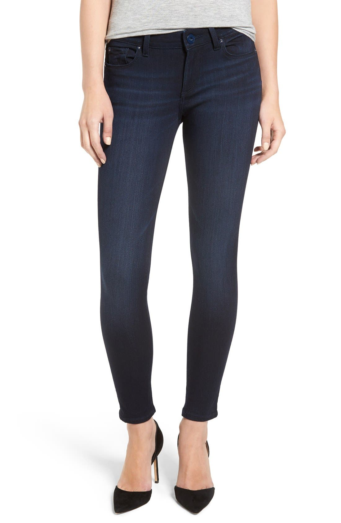 'Emma' Power Legging Jeans,                             Main thumbnail 1, color,                             Token