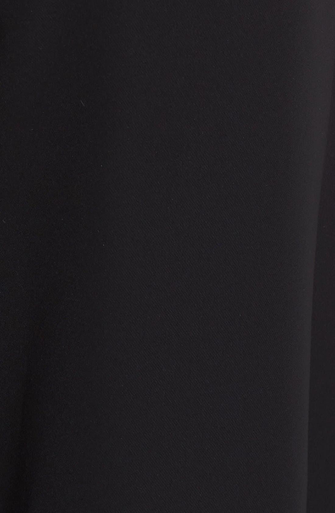 Alternate Image 3  - Yigal Azrouël 'Giorgio' Wrap Front Wide Leg Pants