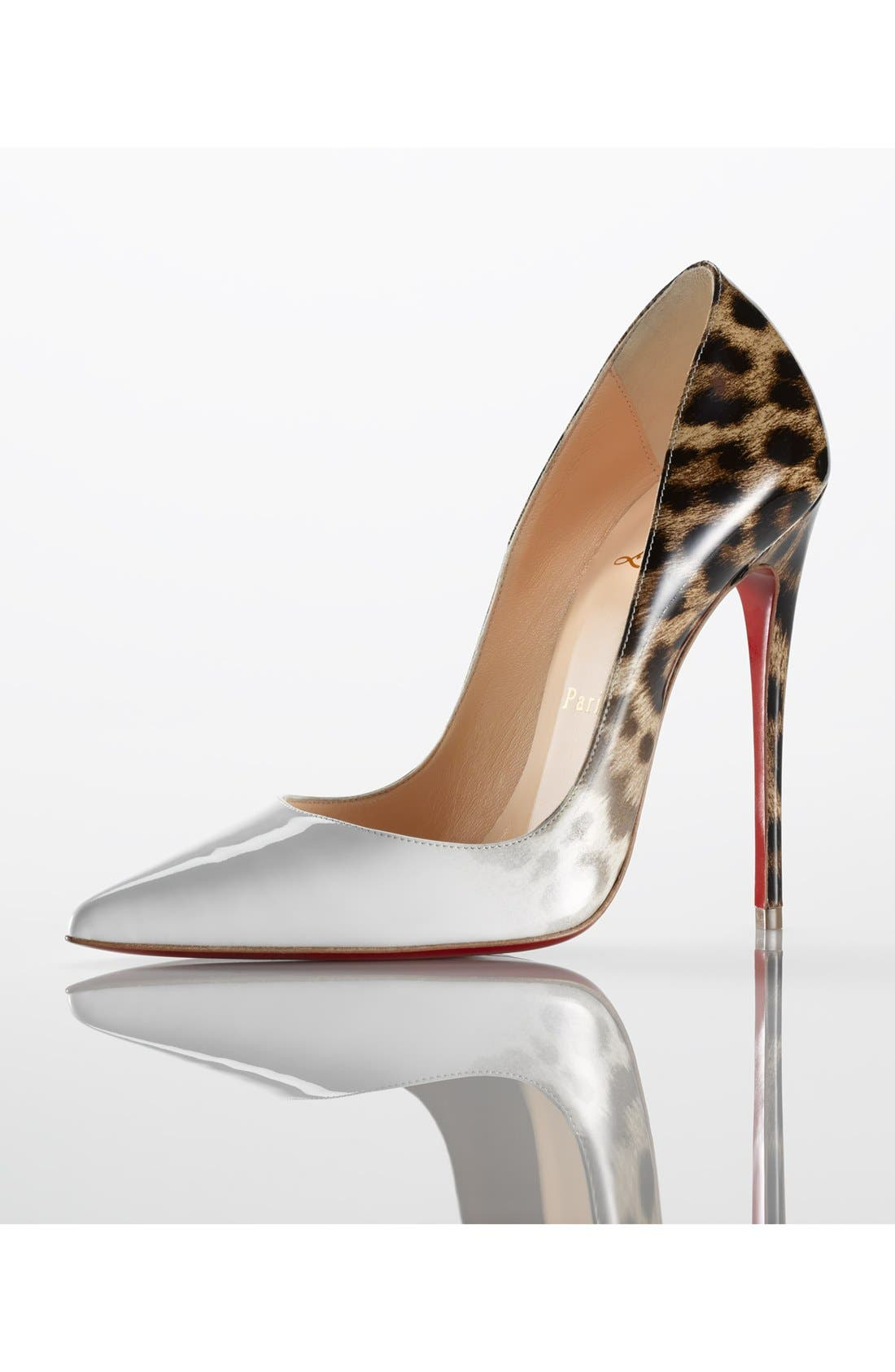 Alternate Image 5  - Christian Louboutin 'So Kate' Pointy Toe Pump