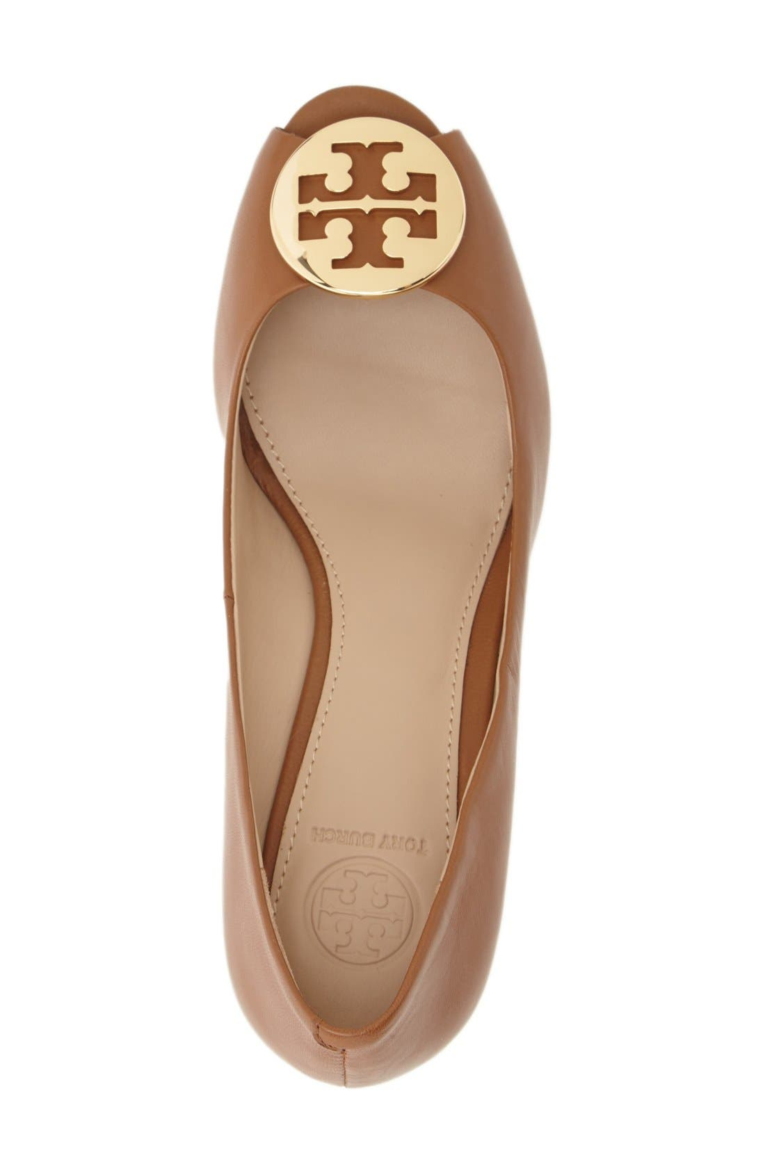 Alternate Image 3  - Tory Burch 'Kara' Wedge Pump (Women)