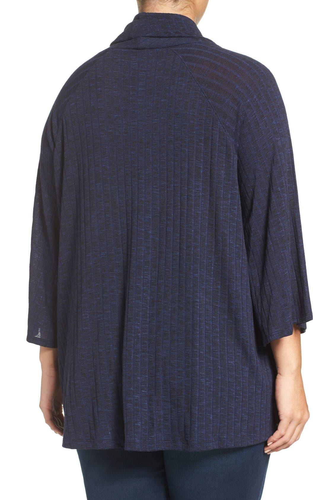 Alternate Image 2  - Sejour Cowl Neck Top (Plus Size)