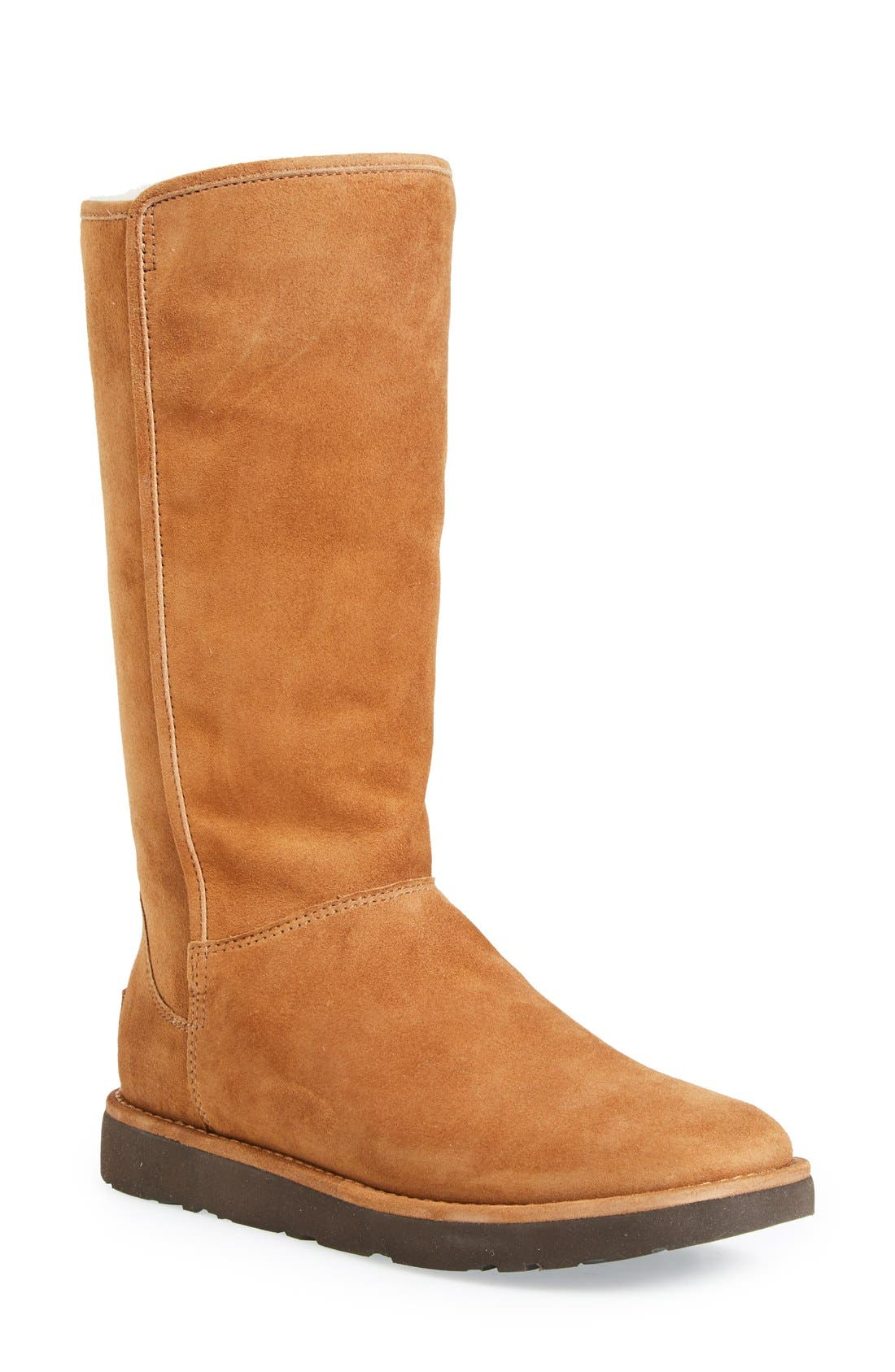 Alternate Image 1 Selected - UGG® Abree II Tall Boot (Women)