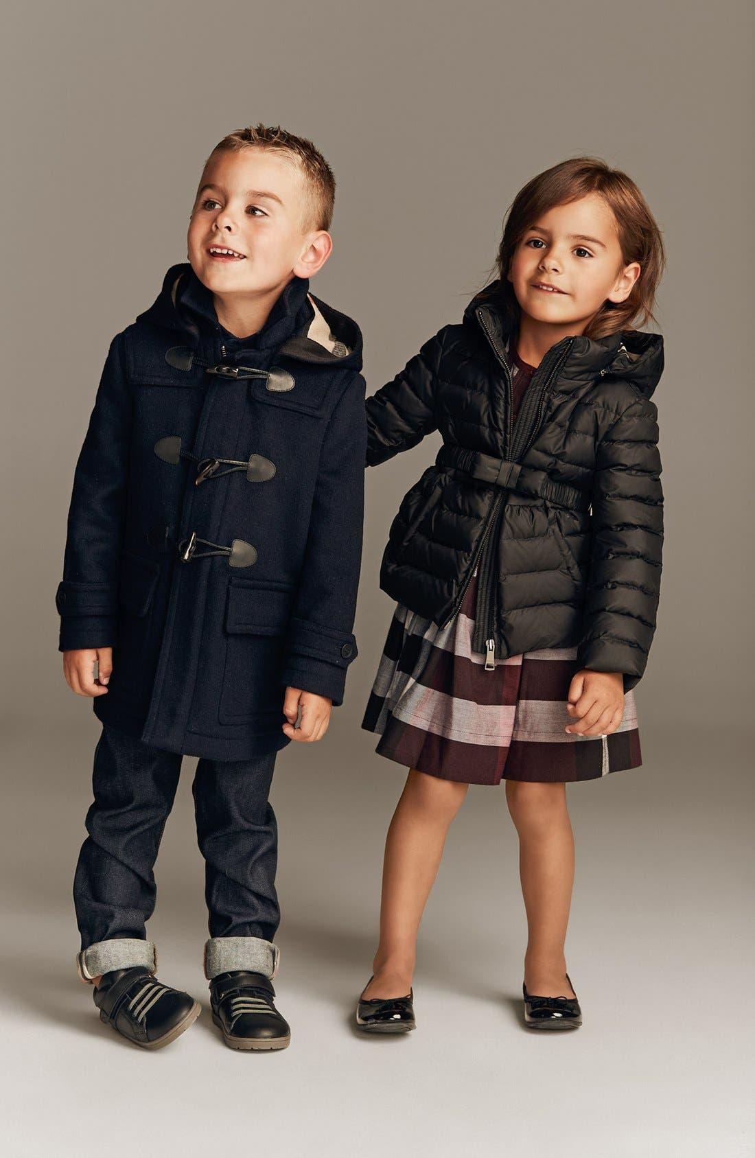 Alternate Image 4  - Burberry Skinny Fit Jeans (Little Boys & Big Boys)