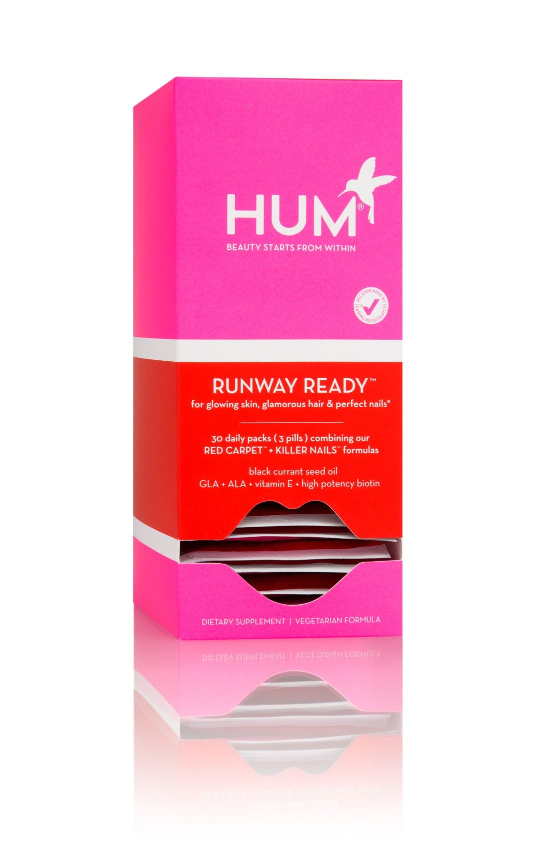 Alternate Image 2  - Hum Nutrition Runway Ready Regimen
