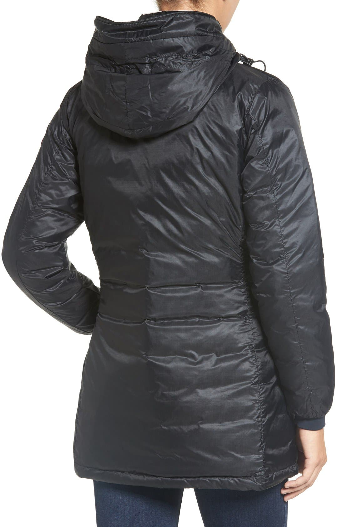 Alternate Image 2  - Canada Goose 'Camp' Slim Fit Hooded Packable Down Jacket