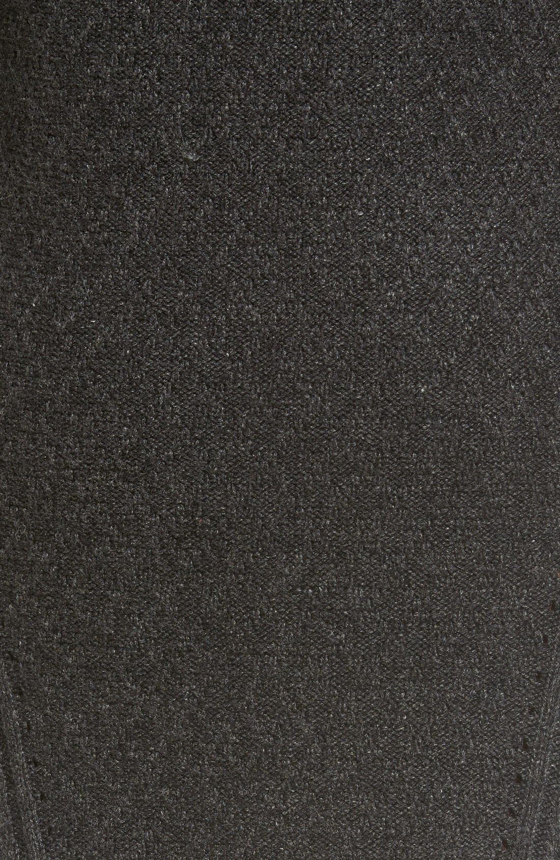 Alternate Image 5  - Treasure&Bond Turtleneck Sweater Dress