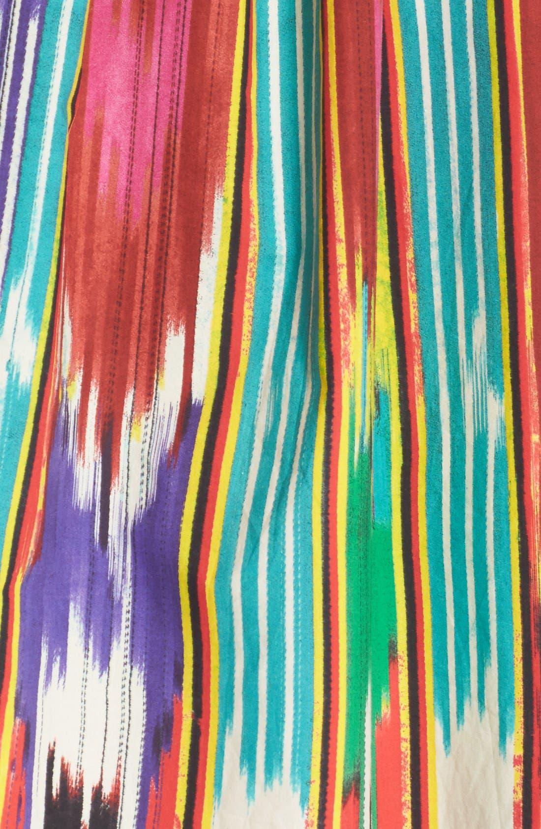 Alternate Image 3  - Etro Ikat Print Skirt