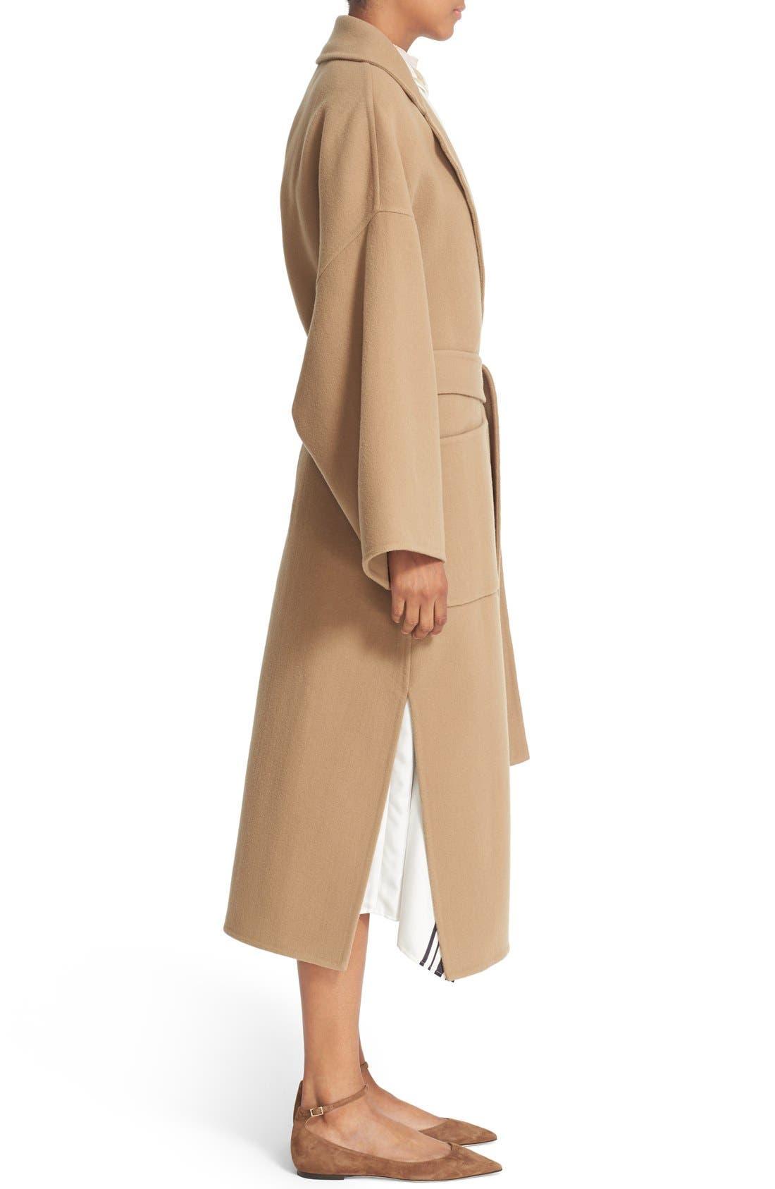 Alternate Image 5  - Loewe Double Face Cashmere & Wool Coat
