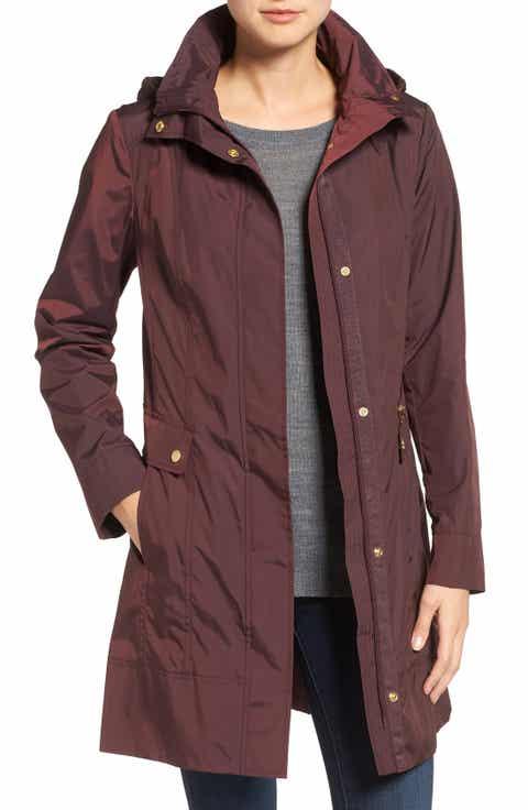 Women's Purple Rain Coats & Jackets | Nordstrom