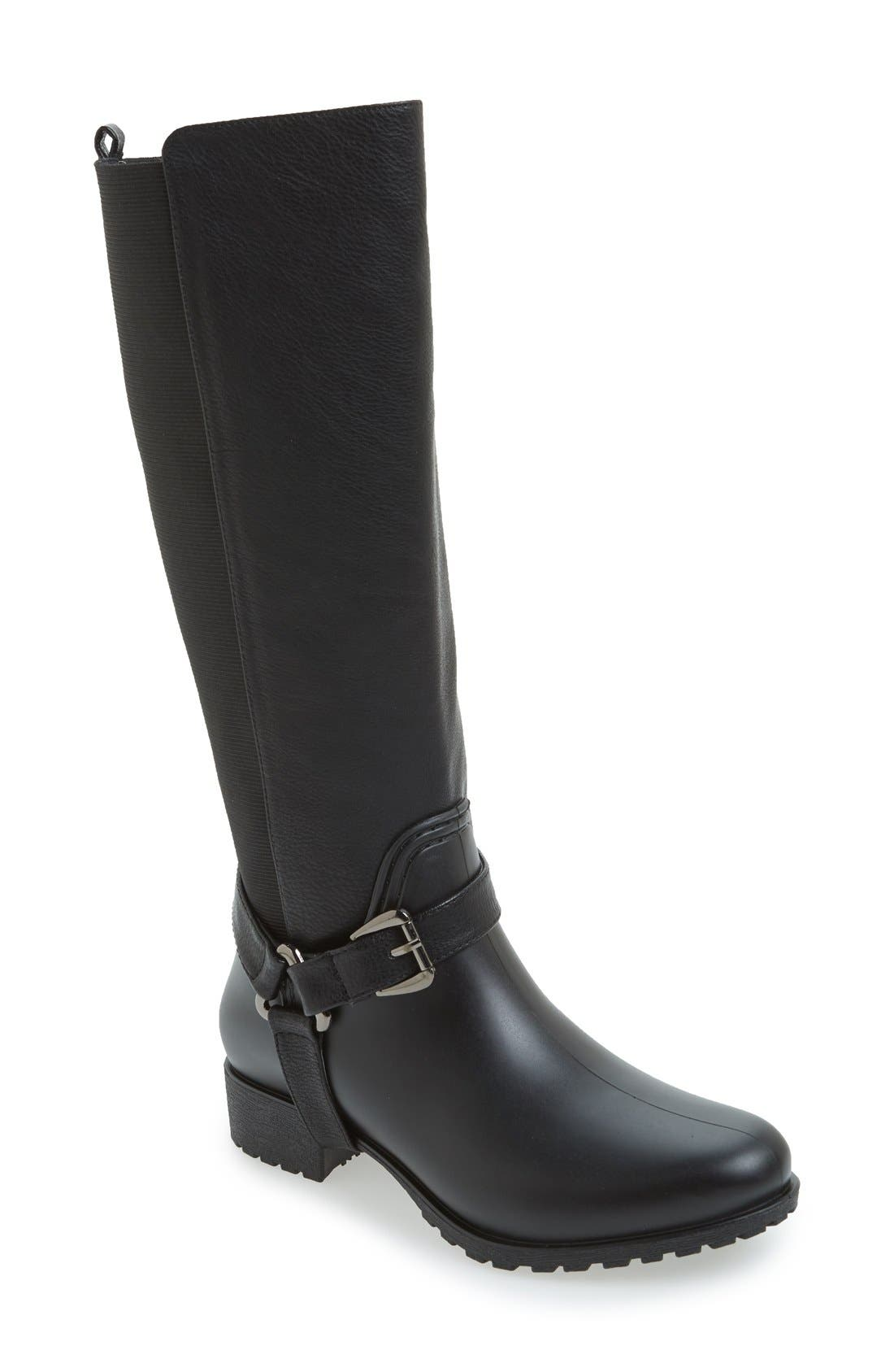 däv 'Kingston' Water Resistant Boot (Women)