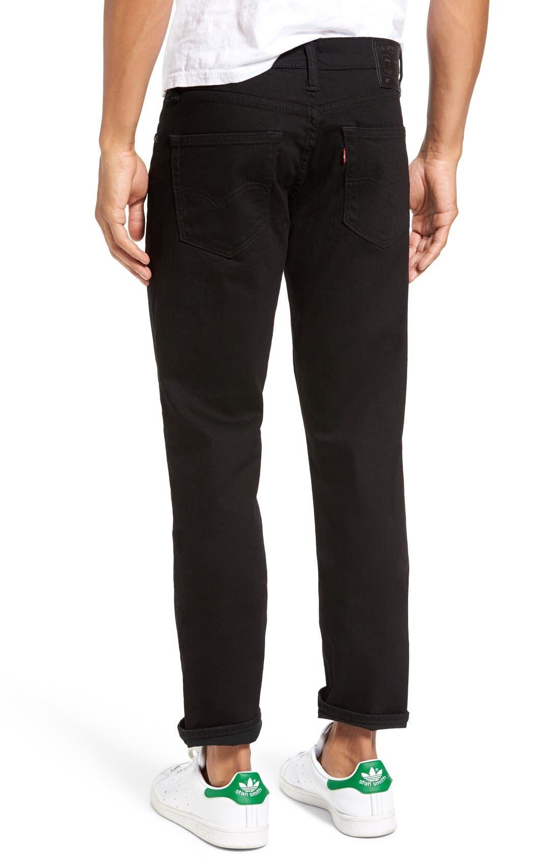 Alternate Image 2  - Levi's® 511™ Slim Fit Jeans (Nightshine) (Regular & Tall)