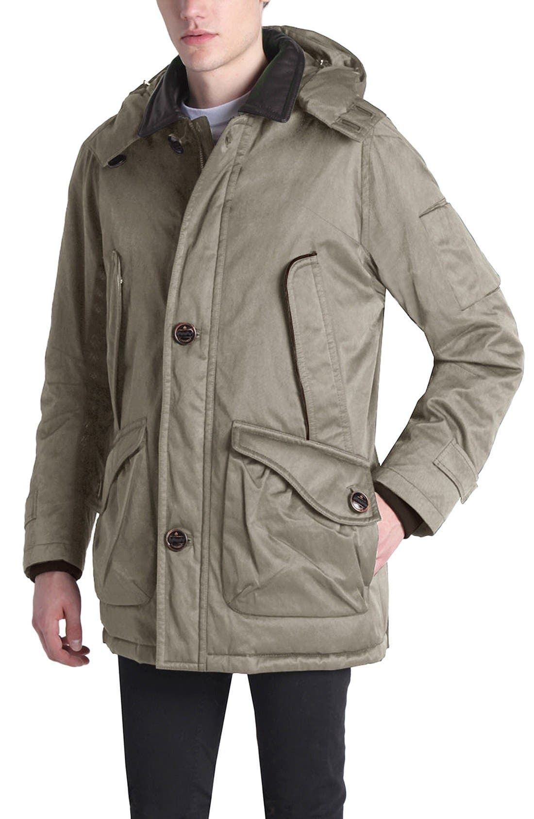 Rainforest Water Resistant Down Parka
