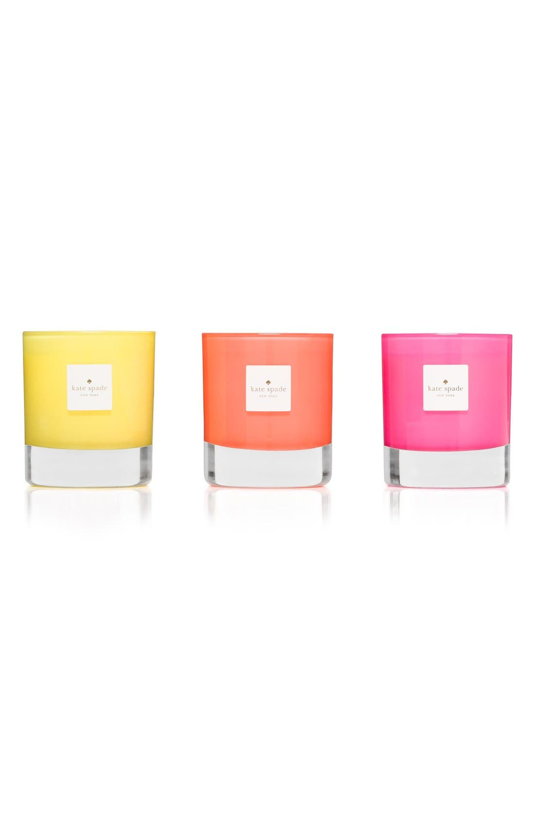 kate spade new york live colorfully candle trio (Limited Edition)