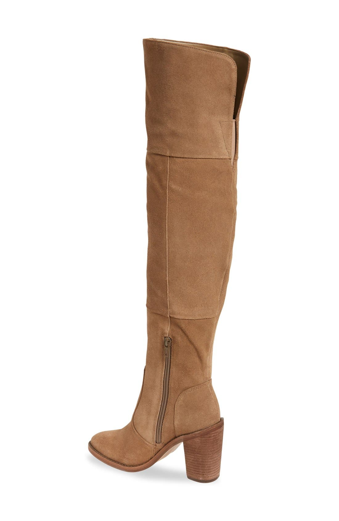 Alternate Image 2  - Vince Camuto 'Morra' Over the Knee Boot (Women)