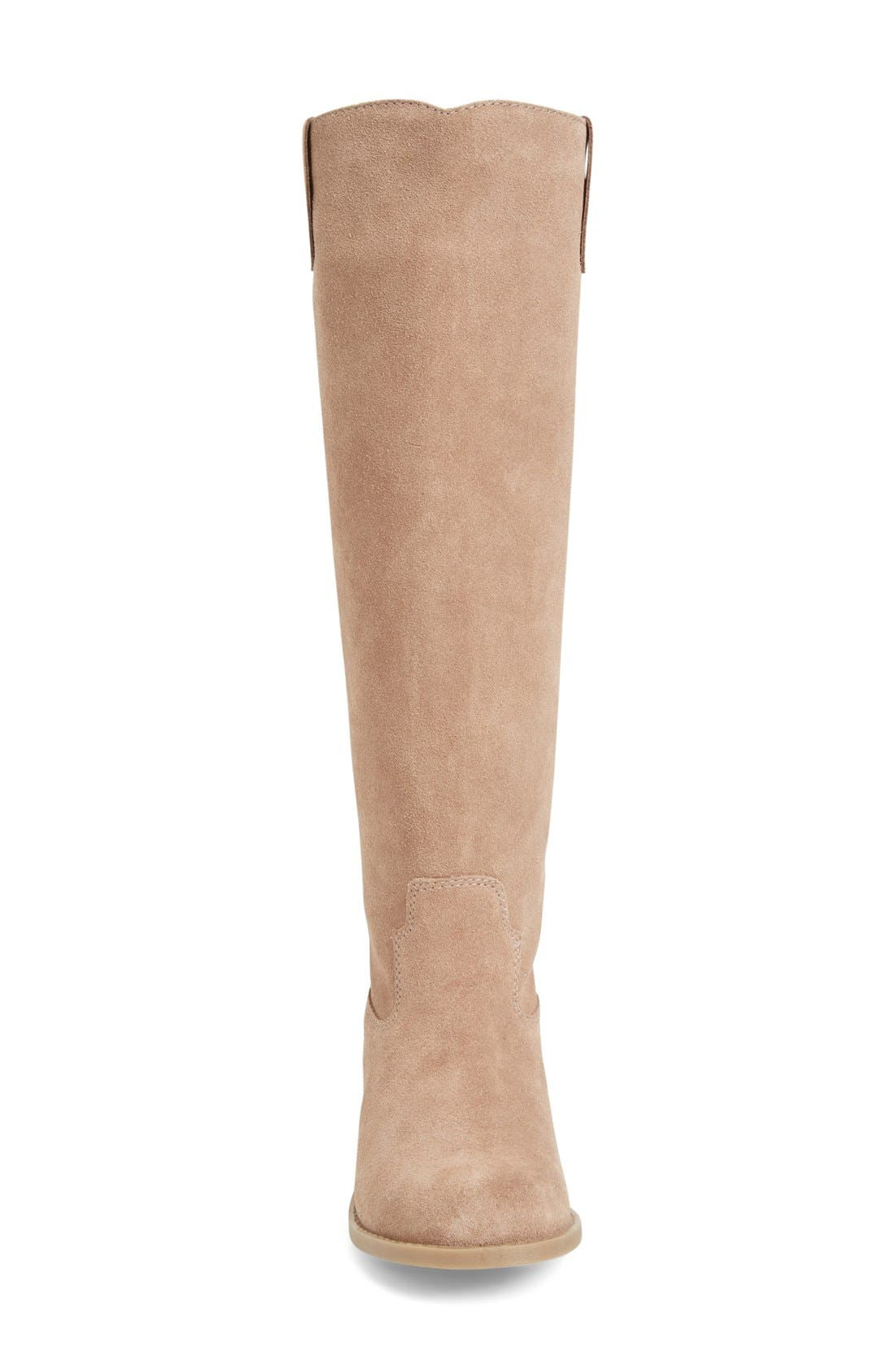 Alternate Image 3  - Sole Society Hawn Knee High Boot (Women)