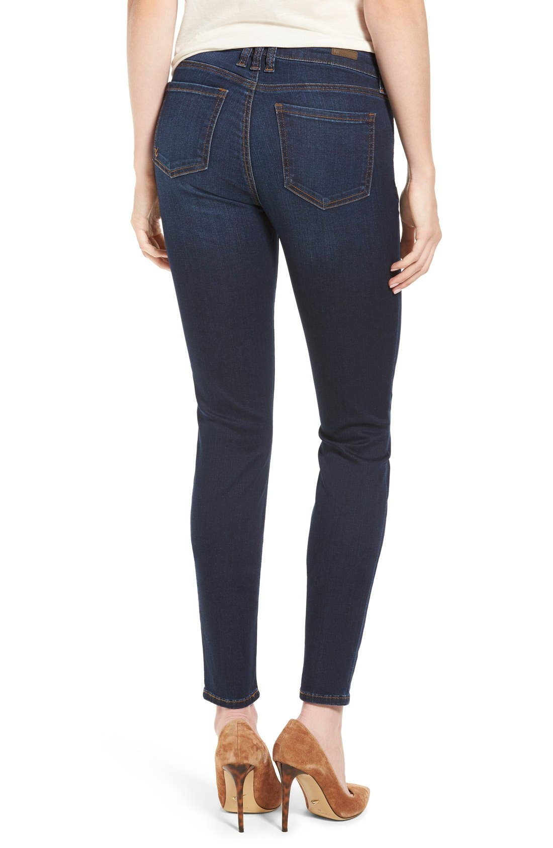 Alternate Image 2  - Kut From the Kloth Mia Stretch Skinny Jeans (Awareness)
