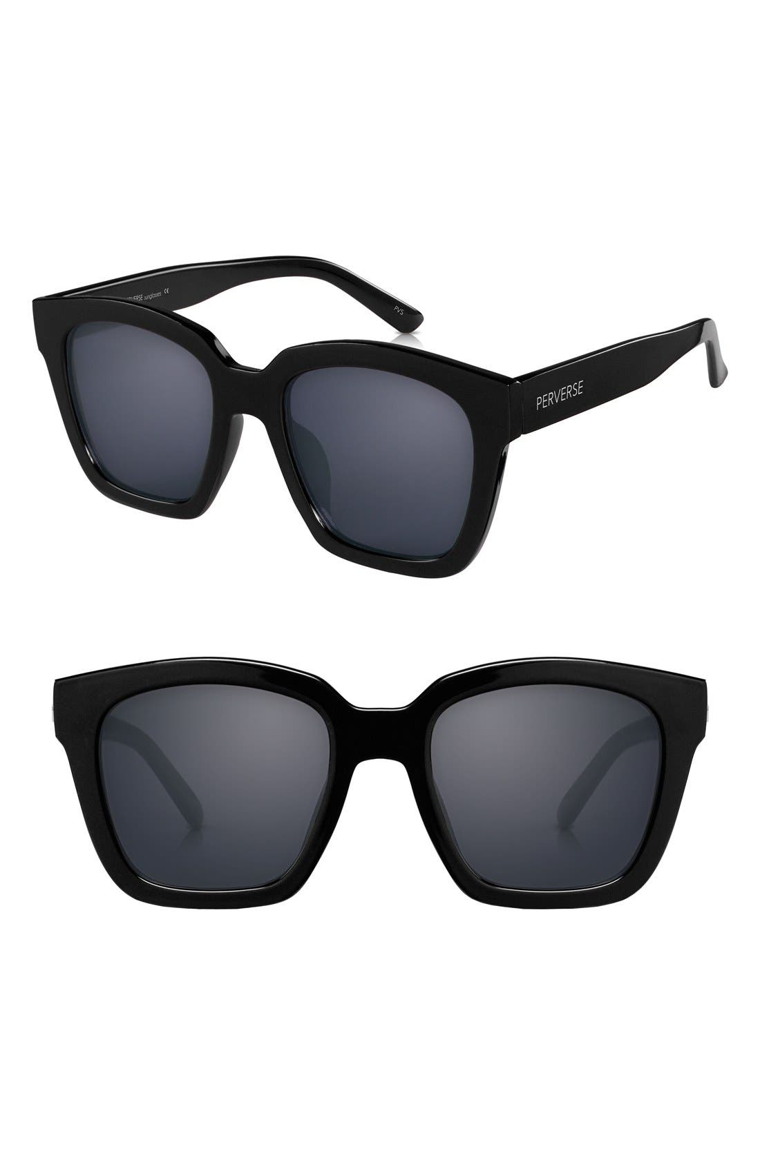 Main Image - PERVERSE Ace 58mm Sunglasses