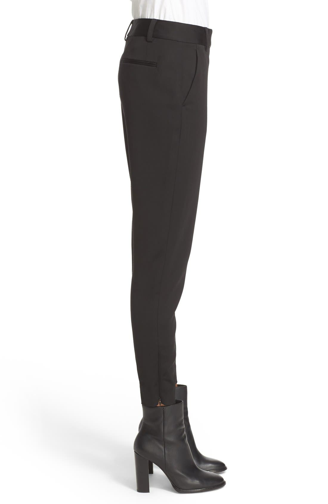 Alternate Image 4  - DKNY Relaxed Crop Pants