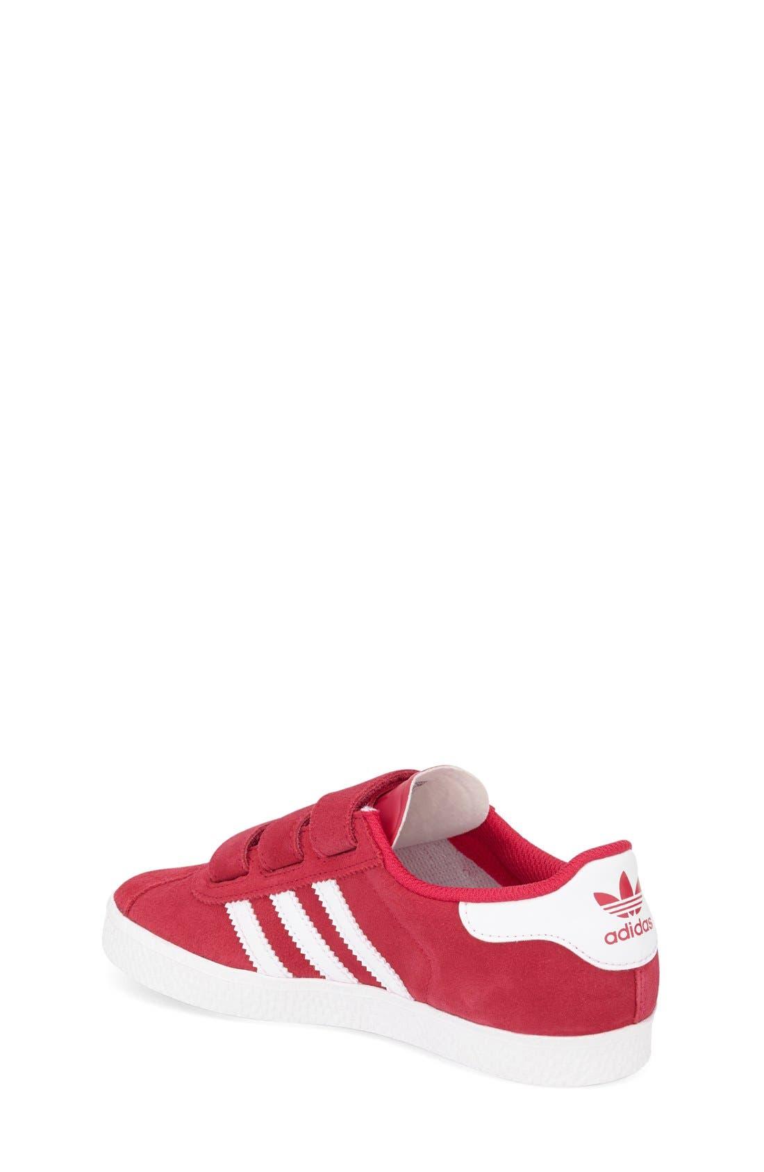 Gazelle Sneaker,                             Alternate thumbnail 2, color,                             Pink