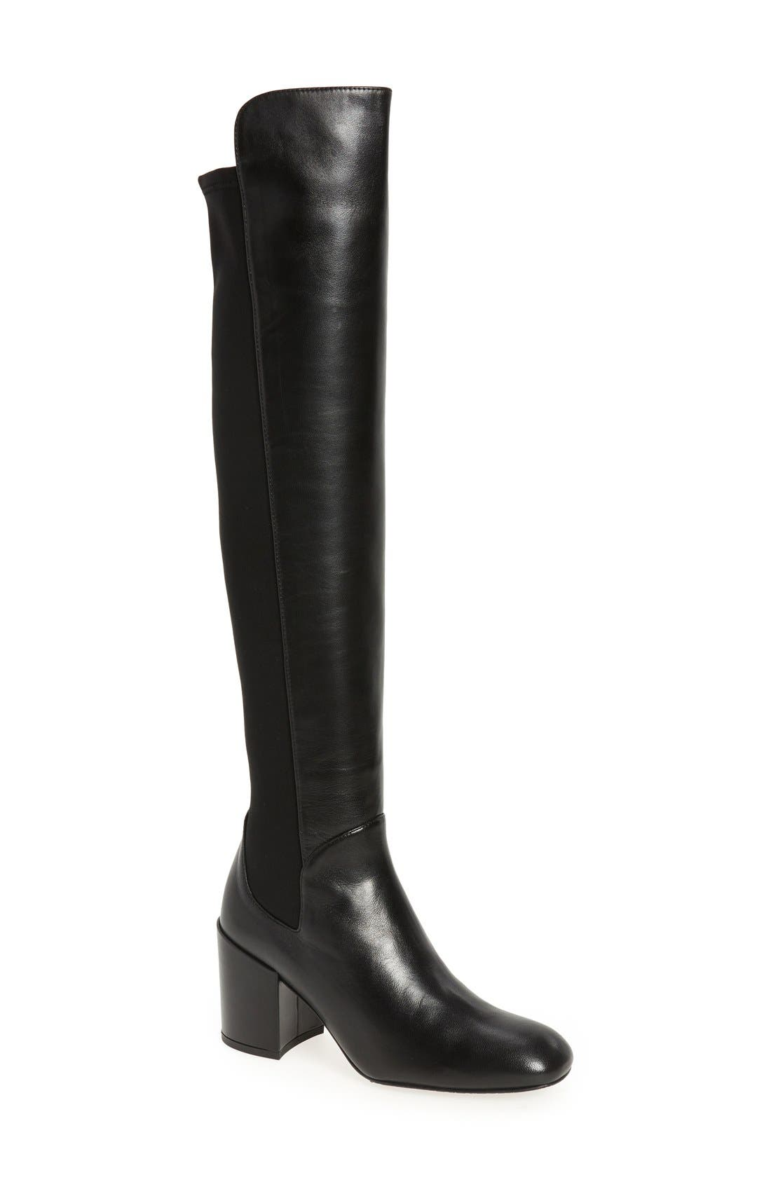 Alternate Image 1 Selected - Stuart Weitzman 'Halftime' Boot