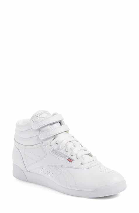 7cb29fe41c2 Reebok  Freestyle Hi  Sneaker (Women)