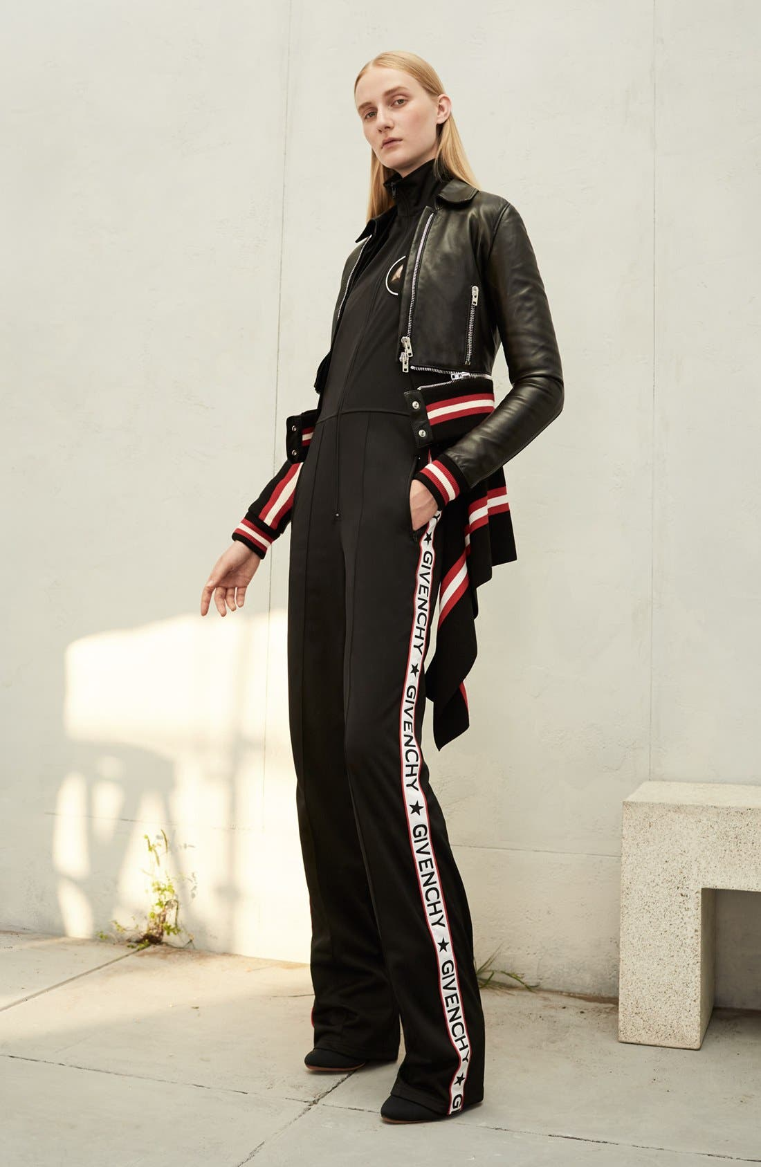 Alternate Image 8  - Givenchy Logo Track Pants