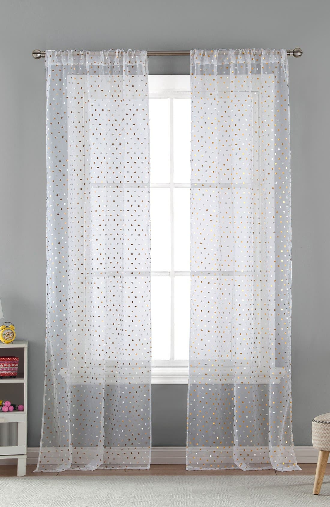 LALA + BASH Dorothy Sheer Window Panels