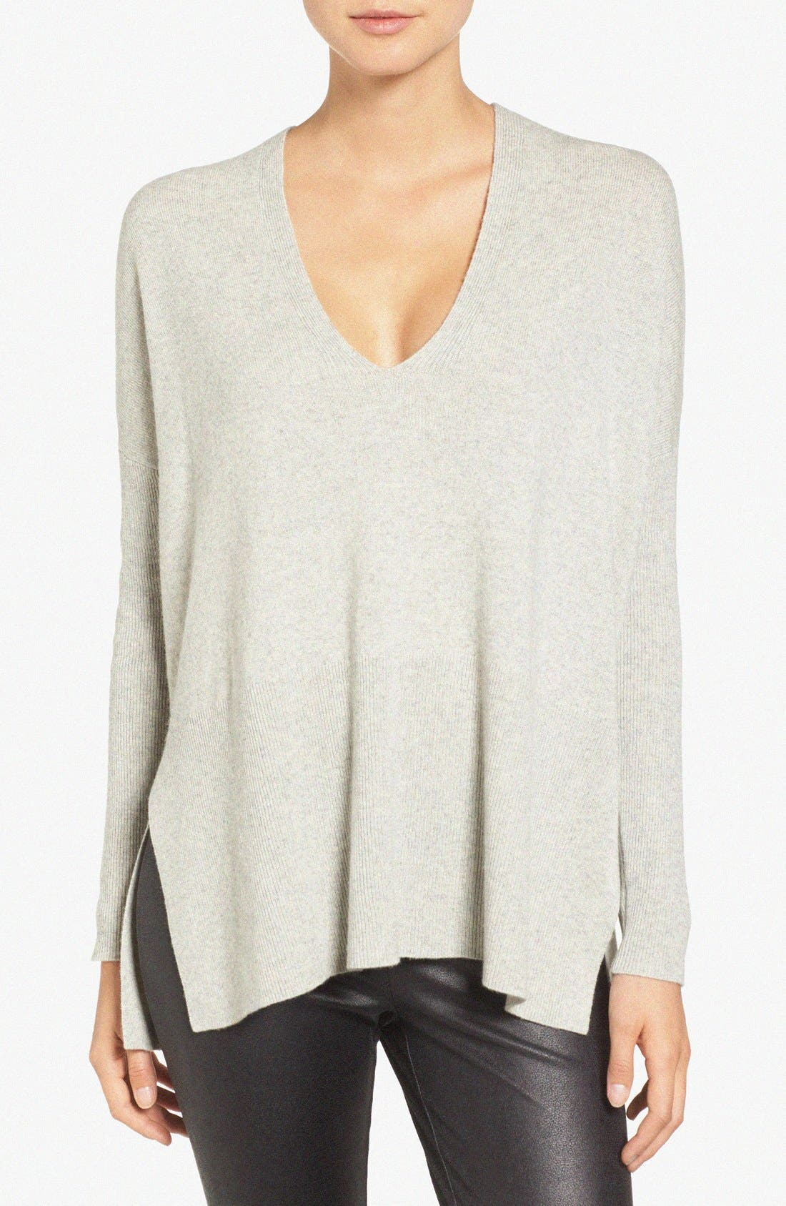 Alternate Image 1 Selected - Rails Giselle Wool & Cashmere Sweater