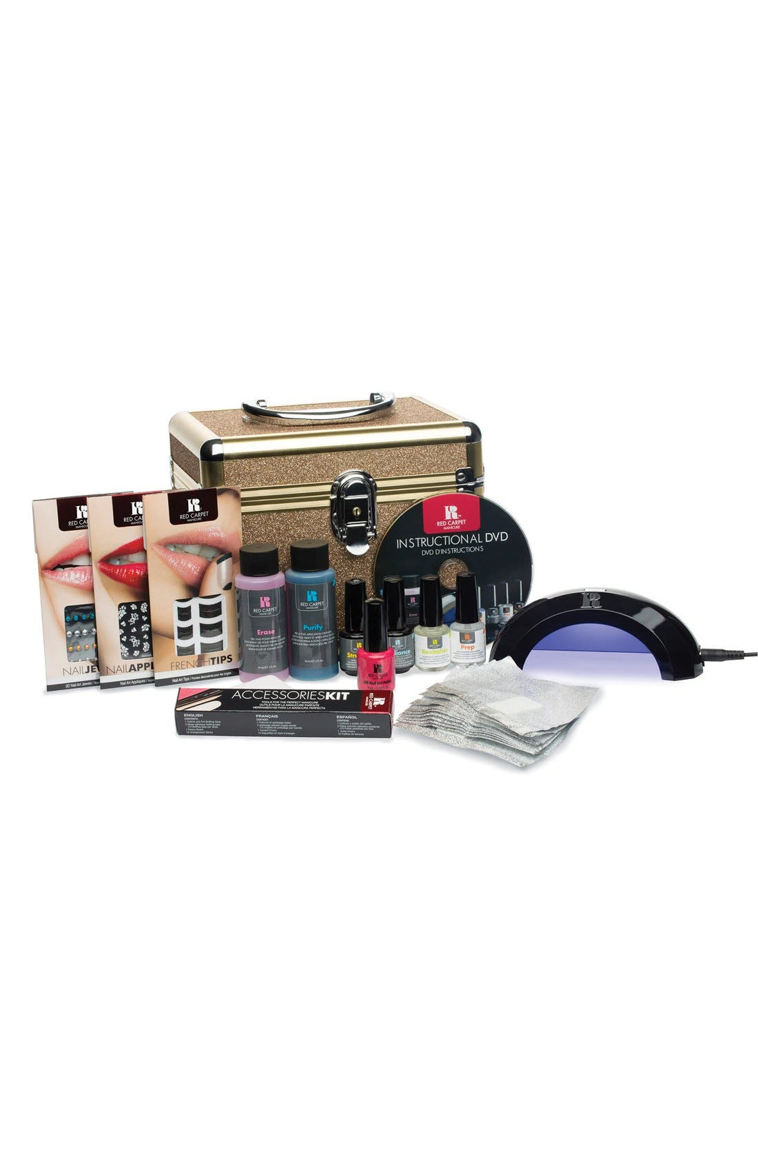 Red Carpet Manicure Ultimate Gel Polish Pro Kit