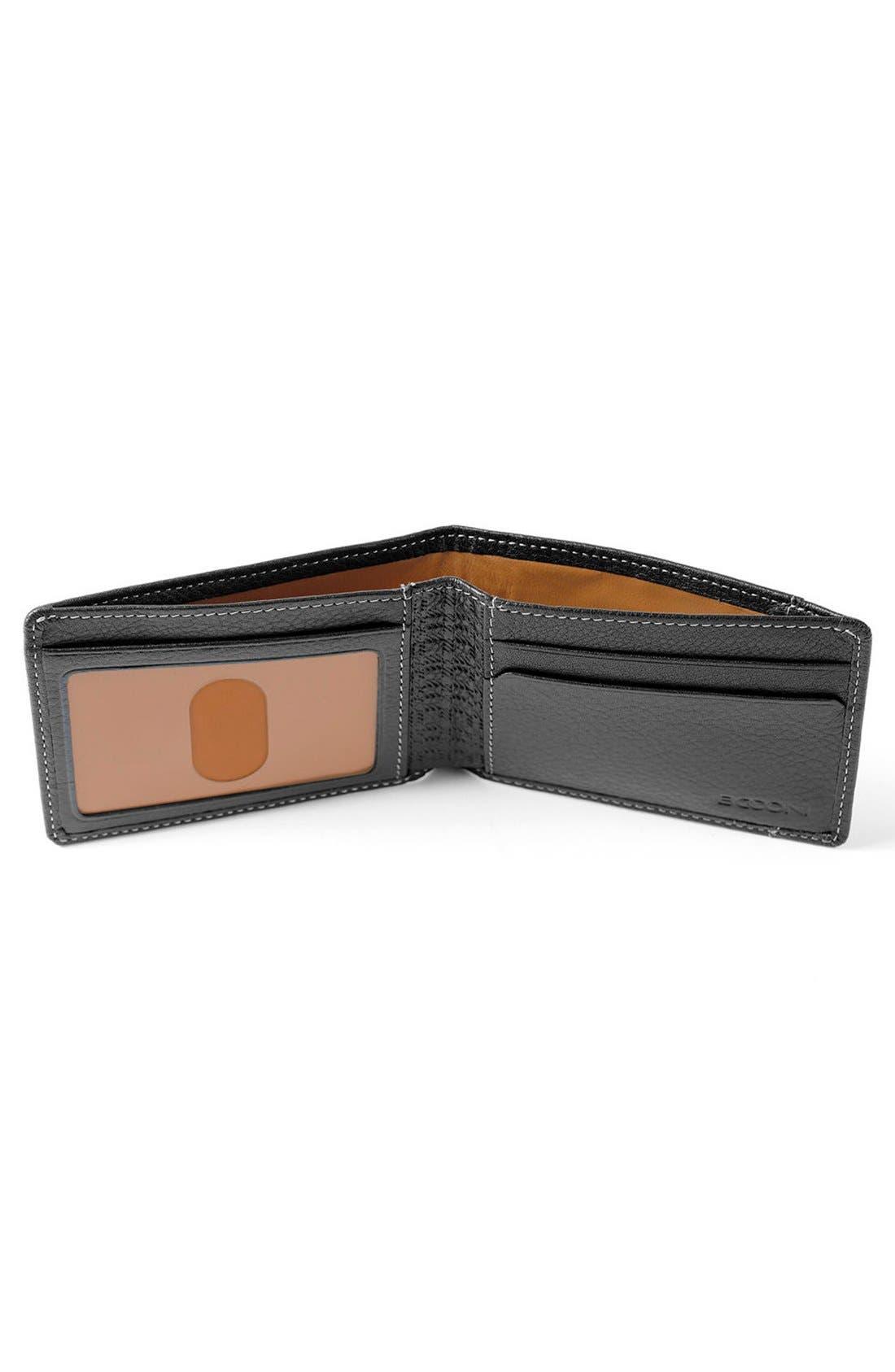 Alternate Image 4  - Boconi 'Tyler' RFID Slimster Wallet