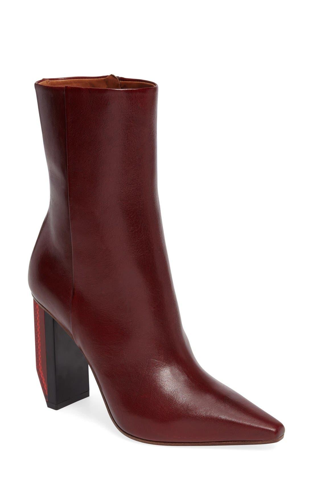 Vetements Reflector Heel Ankle Boot (Women)