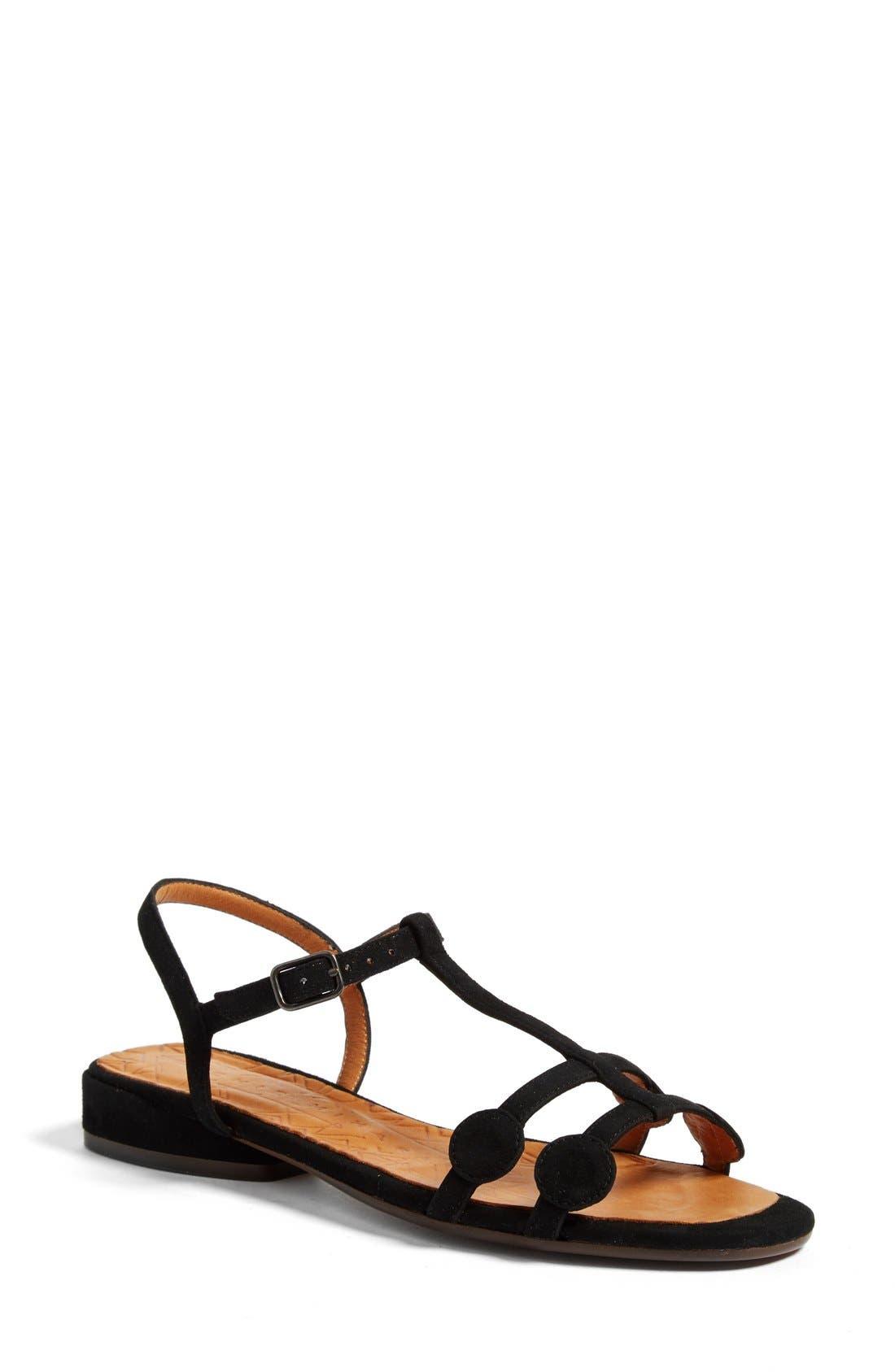 Nebula Sandal,                         Main,                         color, Black