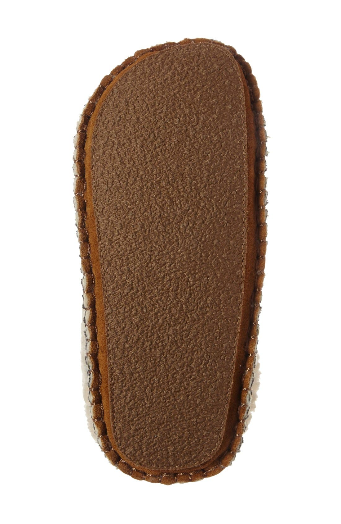 Alternate Image 4  - Woolrich Lodge Slipper (Women)