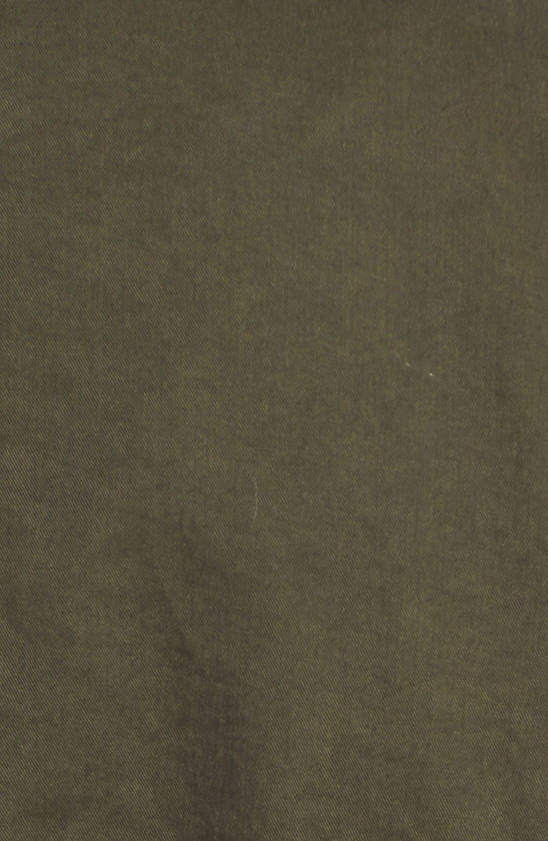 Alternate Image 5  - Caslon® Utility Jacket (Regular & Petite)