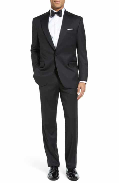 bcd29a689 Men's David Donahue Tuxedos: Wedding Suits & Formal Wear | Nordstrom